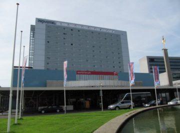 Brandwerende voorzieningen WFCC Den Haag