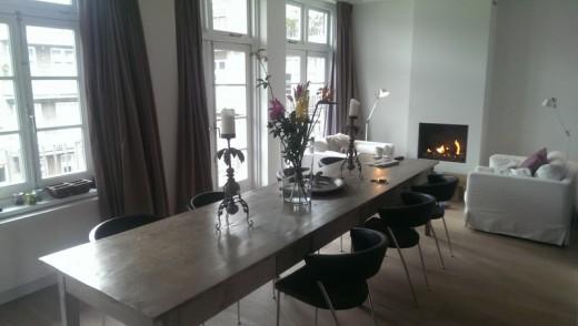 Exclusieve woning Amsterdam Oud Zuid