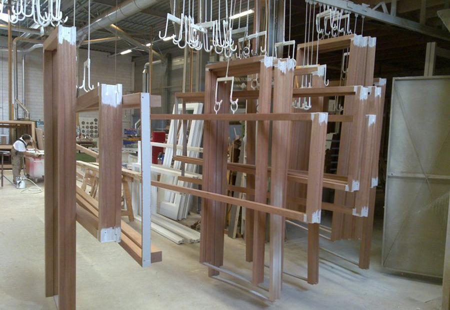 Timmerfabriek